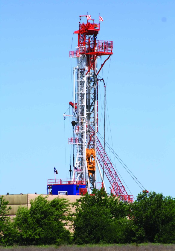gas well c
