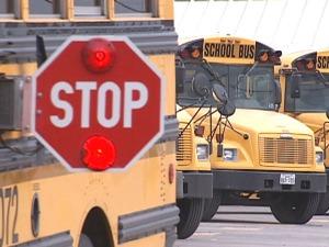 School bus-stop sign1
