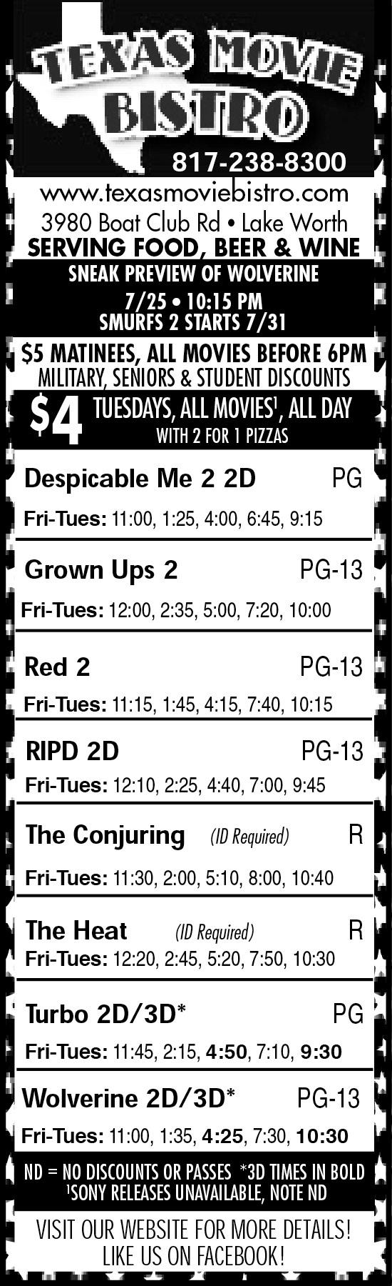 movies 7-24-13