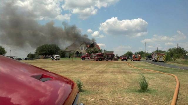 parker county fire