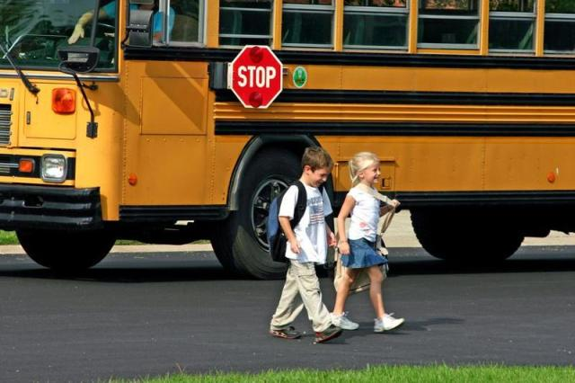 School starts for most districts this next week.