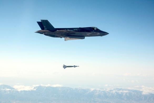 Photo courtesy of Lockheed