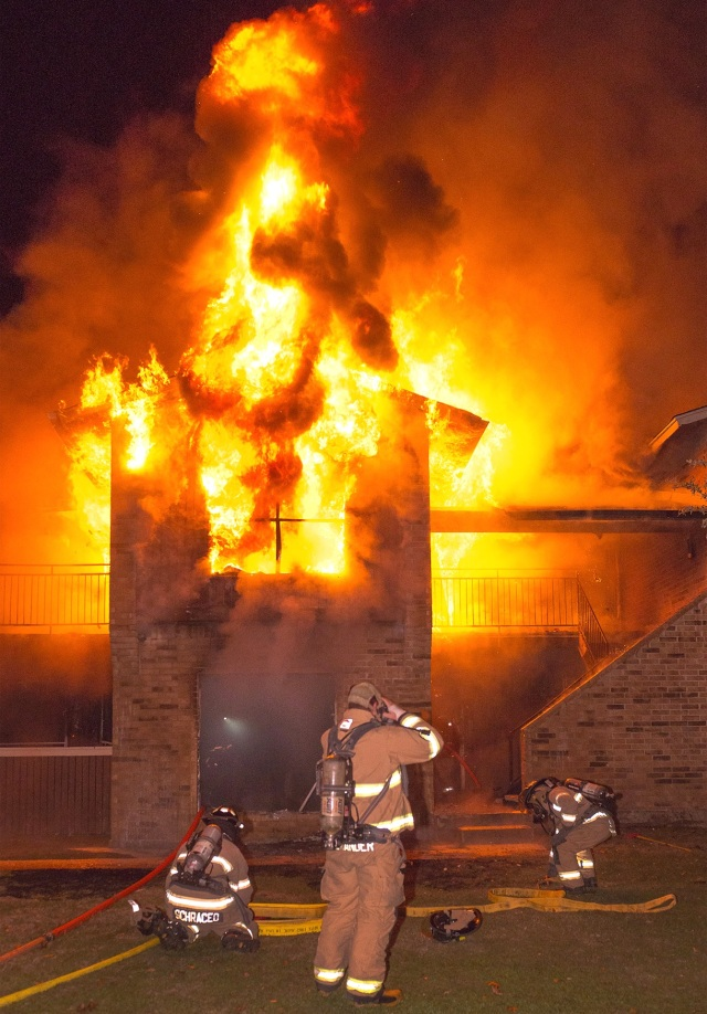 Photo by Glen Ellman/FWFD