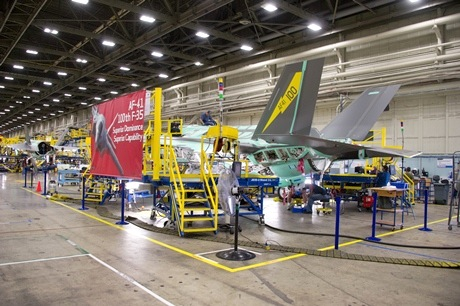 AF-41, the 100th F-35 for General Hostage Power Point Presentation