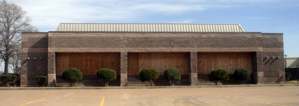 The old Luby's Restaurant building has been purchased by a local investor.