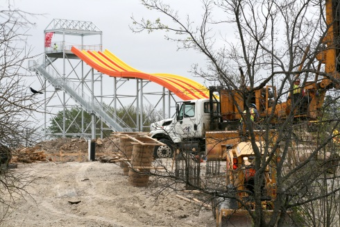 Hawaiian Falls plans to open June 6.