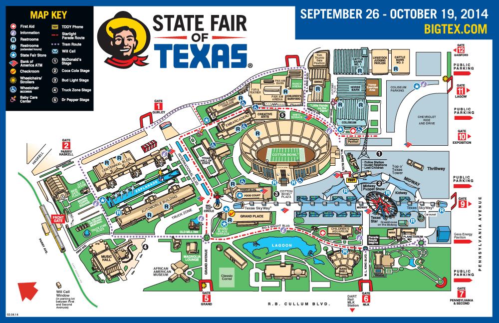 State Fair Of Texas The Detail Newspaper