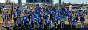 Jr Blue Super Bowl