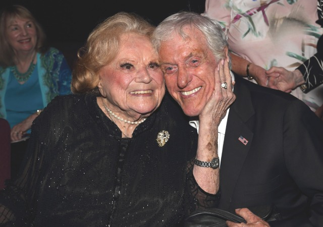 c. Recent photo Rose Marie and Dick Van Dyke Credit Robert Enger - American Cinematheque
